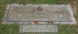 Cora Daile <i>York</i> Hackett