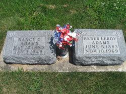 Heber Leroy Roy Adams