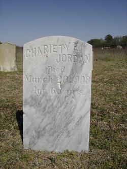 Charity E. <i>Byrum</i> Jordan