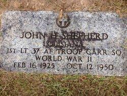 John H. Shepherd