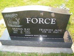 Frances Jane Force