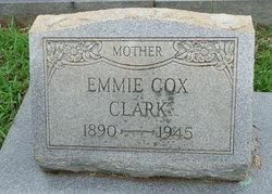 Emmie <i>Cox</i> Clark