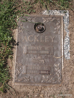 Henry W Ackley