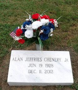Alan Jeffries Chenery, Jr