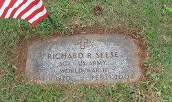 Randolph W. Richard R. Seese