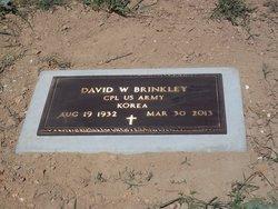 David Wesley Brinkley