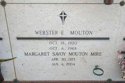 Webster Eraste Mouton