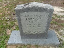 Leonard A. Averitt