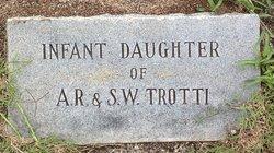 Infant Daughter Trotti