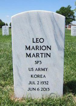 Leo Marion Marion Martin