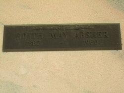 Edith May <i>Lakin</i> Absher