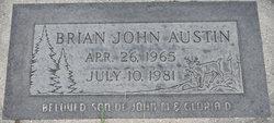 Brian John Austin