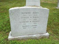 Raymond Barba
