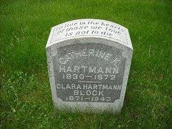 Clara <i>Hartmann</i> Block