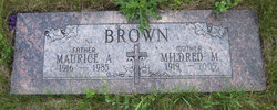 Maurice Arvid Brown