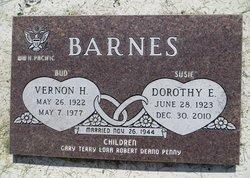 Dorothy E Susie <i>Wheeler</i> Barnes