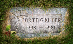 Norma Geraldine <i>Bade</i> Kilner