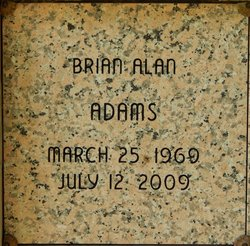 Brian Alan Adams