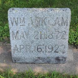 William Anklam