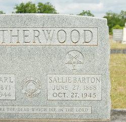 Sallie Barton Leatherwood