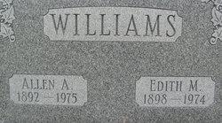 Edith Mae <i>VanHouten</i> Williams