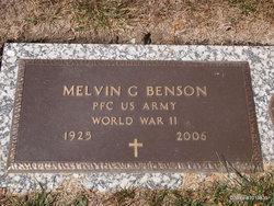 Melvin G. Benson