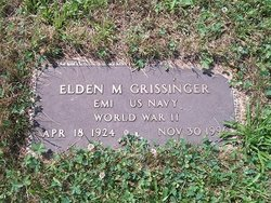 Elden M. Bob Grissinger