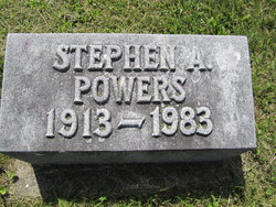 Stephen A Powers
