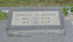 Samuel O Jones