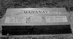Ivy <i>Walker</i> Mahanay