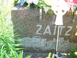 Albert James Zaitz