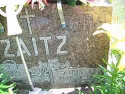 Doris June <i>Strobel</i> Zaitz