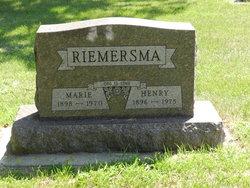 Henry Riemersma