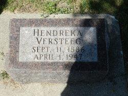 Hendreka <i>Moret</i> Versteeg