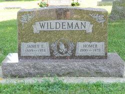 Homer Wildeman