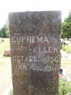 Euphema Allen