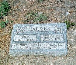 Theodore Alfred Harmes