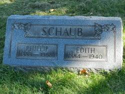 Mary Edith Edith <i>Cramer</i> Schaub