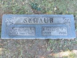 Pauline Rose <i>Meyer</i> Schaub