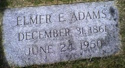 Elmer Ellsworth Adams