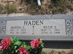 Billie Edward Haden