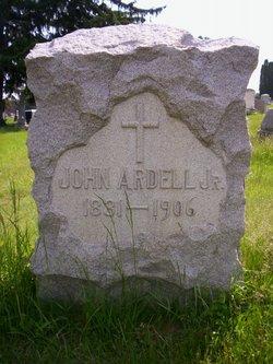 John Ardell, Jr
