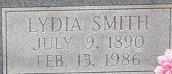 Lydia Louise <i>Smith</i> Allen