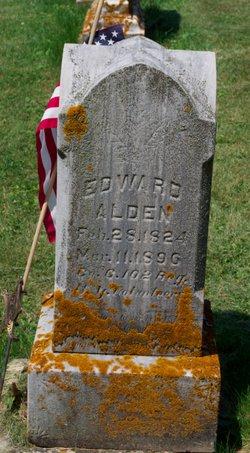 Edward Alden