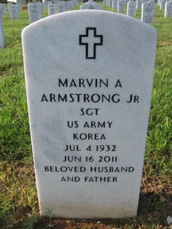 Sgt Marvin A Armstrong, Jr
