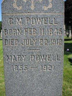 Charles M Powell