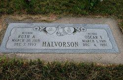 Ruth <i>Jenkins</i> Halvorson