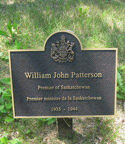 William John Patterson