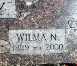 Wilma Noreen Muff <i>Bailes</i> Gay