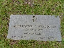 John Foster Anderson, Jr